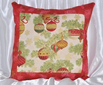 "Pillow ""Christmas Toys"""