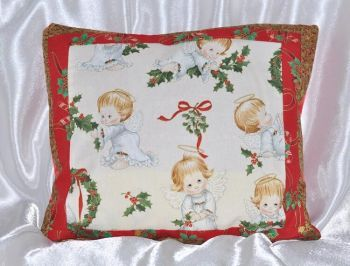 "Pillow ""Christmas angels """
