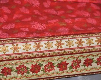 "Tablecloth ""CHristmas shine"""