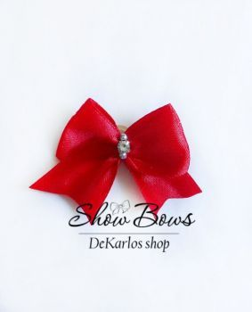 Vintage show bow for dog 26